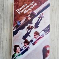 Theresia Enzensberger: Blaupause Hanser Verlag