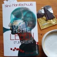 Nino Haratischwili: Das achte Leben (Für Brilka) Frankfurter Verlagsanstalt/ Ullstein Verlag